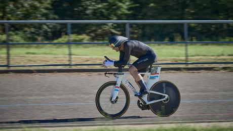 «Dizzy»fusionne ses entraînements avec ses trajets pour le boulot. (Photo: Thomas Kirsch –  https://www.facebook.com/te.ka.169 )