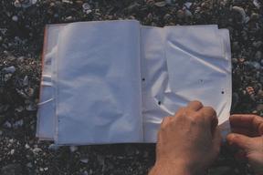 «Written by Water», Marco Godinho, 2013-2019 ((Photo: Fabio Godinho))