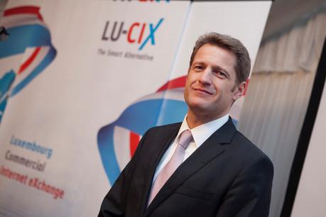 Cofondateur du Lu-Cix et secrétaire de l'asbl jusque-là, Claude Demuth en devient président. (Photo: Lu-Cix)