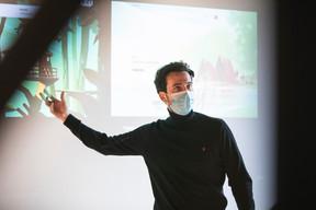 Pierre Hubin (Vanksen) ((Photo: Simon Verjus/Maison Moderne))