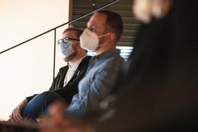 Wim Stalmans (The Blockchain Academy) ((Photo: Simon Verjus/Maison Moderne))