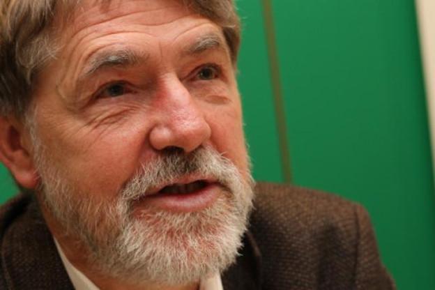 Le député Déi Gréng Charles Margue remplace Henri Kox au poste de rapporteur sur le projet de loi de réforme de la Constitution. (Photo: Paperjam)