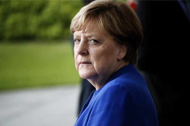 La chancelière allemande Angela Merkel est désormais en quarantaine à domicile. (Photo: Shutterstock)
