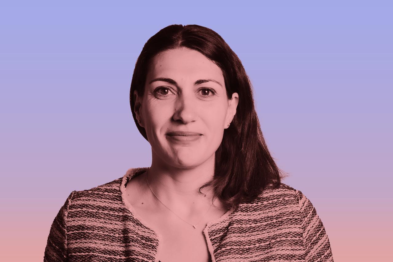 Marina Andrieu: «Nous voulons approfondir l'accompagnement des femmes qui lancent leur entreprise et les aider sur les questions de financement qui restent bien souvent problématiques.» (Photo:Jan Hanrion / Maison Moderne)