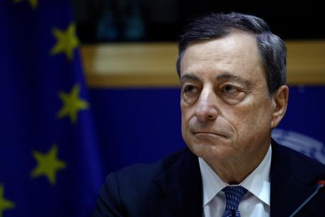 Président de la Banque centrale européenne de 2011 à 2019, MarioDraghi va devoir trouver une majorité pour gouverner en pleine tempête, entre le Covid-19 et un plan de relance de 200milliards d'euros très attendu à Bruxelles. (Photo: Shutterstock)