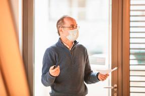 François Delvaux (Minds & More) ((Photo: Simon Verjus/Maison Moderne))