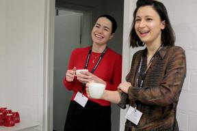 Rachel Featherstun et Sarah Brook (KPMG Luxembourg) ((Photo: Matic Zorman))