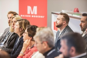 Marketing Breakfast - 02.10.2019 ((Photo: Jan Hanrion / Maison Moderne))