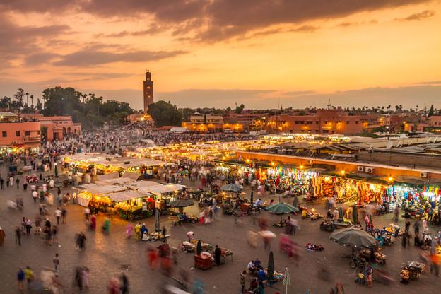 Parfum de vacances dans l'image, ambiance studieuse en réalité: une imposante mission économique emmenée par le Grand-Duc héritier et par le ministre de l'Économie prendra la direction du Maroc cette semaine. (Photo: Shutterstock)