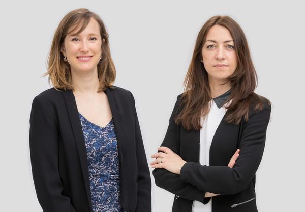Claire Leonelli et Claire Denoual, Avocats à la Cour – Etude /c law (Photo: /c law)