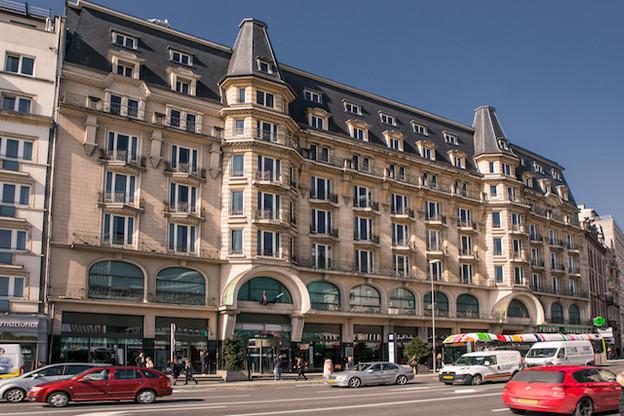 En pleine phase de transformation, le quartier Gare va accueillir une nouvelle enseigne hôtelière. (Photo: Edouard Olszewski/Paperjam archives)