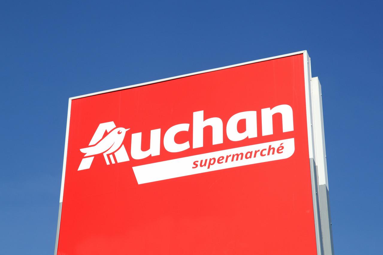 Chez Auchan, un premier lot de 3.000masques en tissu a très vite trouvé des amateurs. (Photo: Shutterstock)