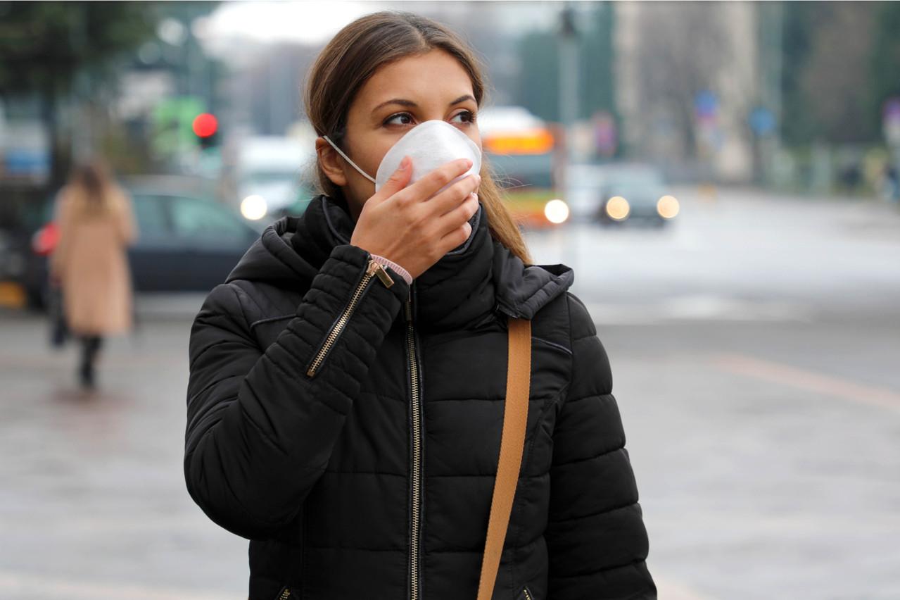Le Luxembourg officialise l'autorisation du port du masque comme geste barrière contre le coronavirus. (Photo: Shutterstock)