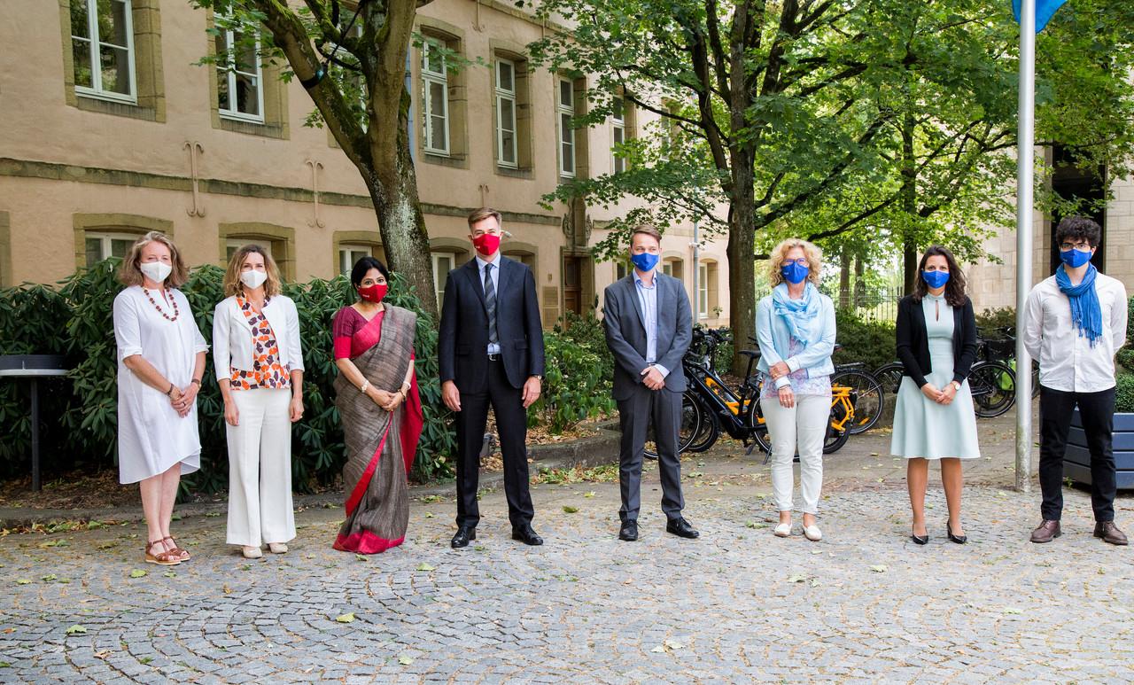 Plusieurs ministères ont acquis des masques auprès de Friendship Luxembourg. (Photo: Friendship Luxembourg)