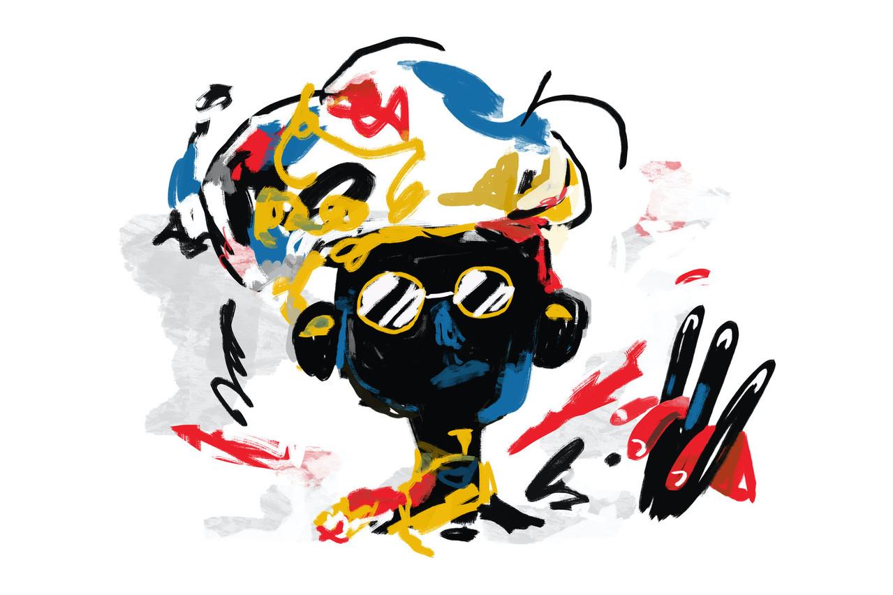 Basquiat est un des «produits d'appel» de Masterworks, qui a sélectionné 1.000artistes qui affolent les compteurs en salle des ventes. (Photo: Shutterstock)