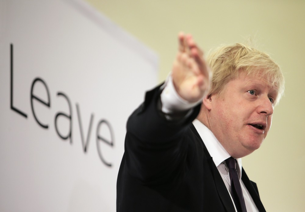 Boris Johnson a plus que jamais la cote pour succéder à Theresa May. (Photo: Shutterstock)