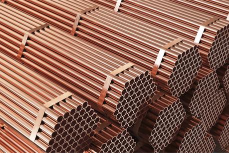 Le cours du cuivre vole de record en record. (Photo: Shutterstock)