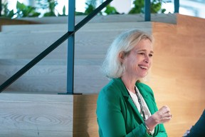 Sonia Rucquoy (Alcor Executive) ((Photo: Patricia Pitsch / Maison Moderne))
