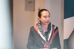 Virginie Boyard (Vistim) ((Photo: Patricia Pitsch/Maison Moderne))