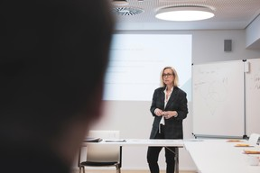 Sonia Rucquoy (Alcor Executive) ((Photo: Patricia Pitsch/Maison Moderne))