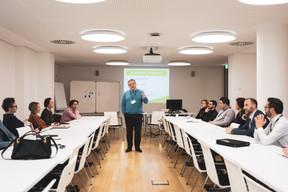Thierry Delperdange (Communication, Coaching et Développement) ((Photo: Patricia Pitsch/Maison Moderne))