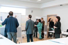 Matinée de workshops - 11.02.2020 ((Photo: Patricia Pitsch / Maison Moderne))