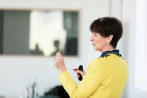 Florence Lemeer Witgens (Look@Work) ((Photo: Patricia Pitsch / Maison Moderne))