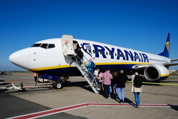 Ryanair devrait voir son nombre de passagers augmenter encore au cours de cette année. (Photo: Shutterstock)