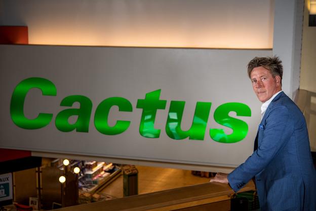 LaurentSchonckert a tenu parole. Le directeur général de Cactus a payé les primes qu'il s'était engagé à payer pour remercier ses équipes de leur attitude face à la crise. (Photo: Nader Ghavami/archives Paperjam)