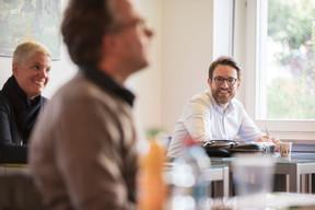 Maxime Rohe (Deutsche Bank Luxembourg) ((Photo: Jan Hanrion / Maison Moderne))