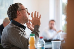 Jean-Luc Geraerts (Elysis) ((Photo: Jan Hanrion / Maison Moderne))