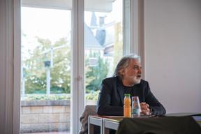 Antoni Montserrat Moliner (ALAN Maladies Rares) ((Photo: Jan Hanrion / Maison Moderne))