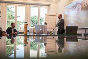 Bruno Wattenbergh (EY Senior Advisor) ((Photo: Jan Hanrion / Maison Moderne))