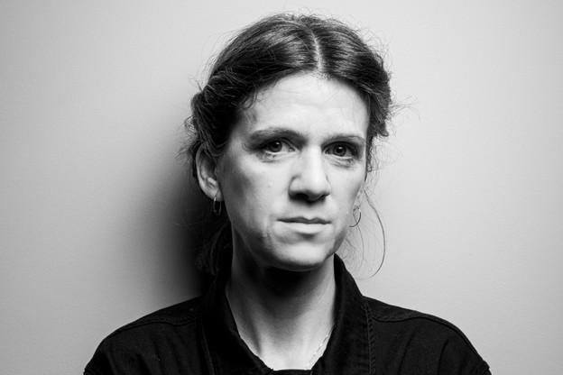Marianne Grisse, enseignante en design graphique. (Photo: Maison Moderne)