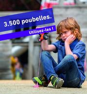 Comed pour la Ville de Luxembourg ((Visuel:Ville de Luxembourg))