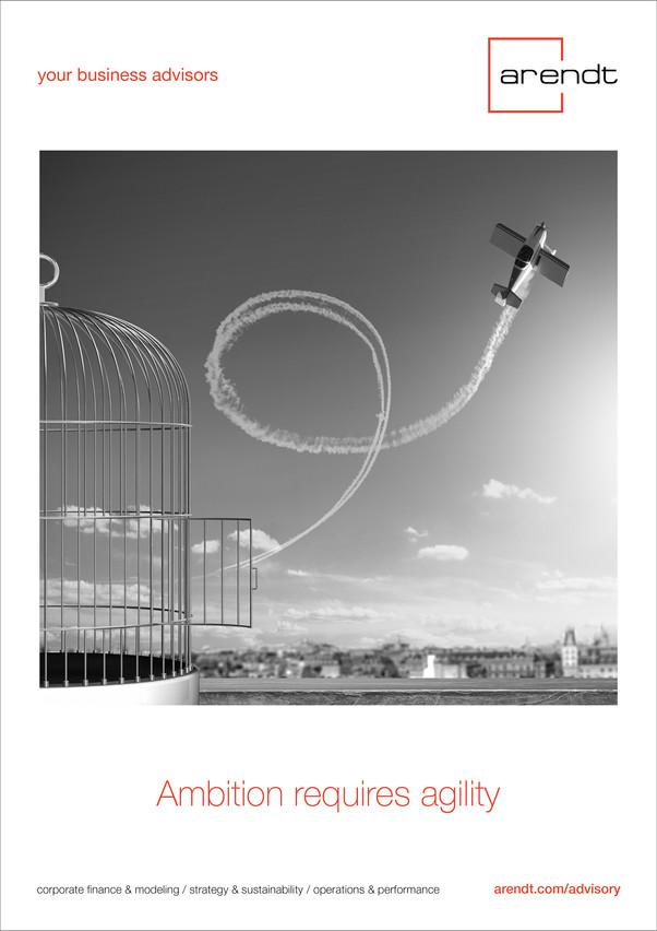 Ierace Dechmann + Partners pour Arendt Business Advisory (Visuel:Arendt Business Advisory)