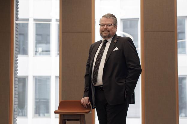 Jean-Pierre Faber, directeur de la CSSF. (Photo: Matic Zorman/Maison Moderne)