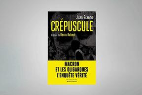 «Crépuscule», Juan Branco ((Photo: Massot Éditions))