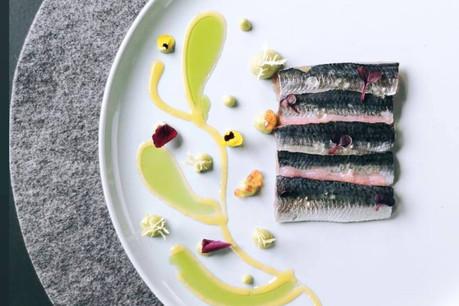 Si les produits de la mer sont un des points forts du chef Louis Scholtès, ce dernier aime expérimenter tout ce que la cuisine peut réserver comme secrets… (Photo: Meliá Luxembourg)