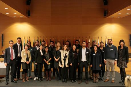 L'asbl Business Mentoring Luxembourg a soufflé ses dix bougies. (Photo: Matic Zorman)