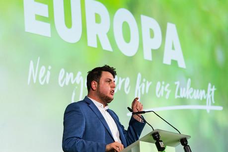 Meris Sehovic rejoint la coprésidence du parti vert à un moment délicat. (Photo: Nader Ghavami/archives)