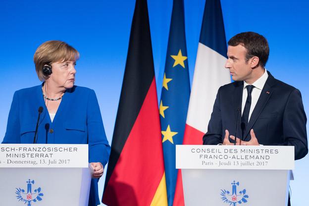Les deux dirigeants vont-ils lancer un signal fort vers des solutions européennes à la sortie de crise? (Photo: Shutterstock / archives)