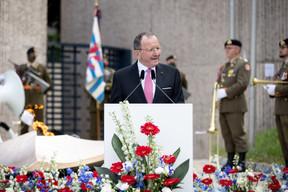 Fernand Etgen, président de la Chambre des députés. ((Photo: SIP/Sophie Margue))