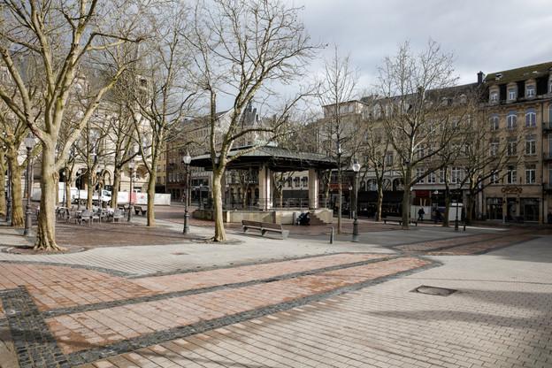 La Ville de Luxembourg prend toute une série de mesures en réaction à la pandémie de coronavirus. (Photo: Romain Gamba / Maison Moderne)