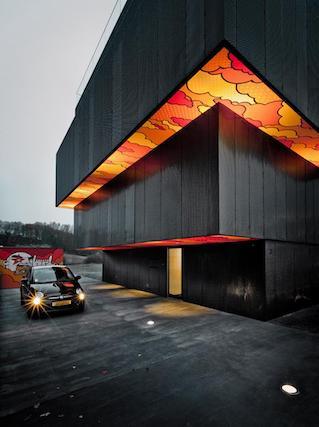 L'immeuble résidentiel construit par Metaform à Cessange vient de remporter les suffrages au concours  « Building of the year ». (Photo: Steve Troes)