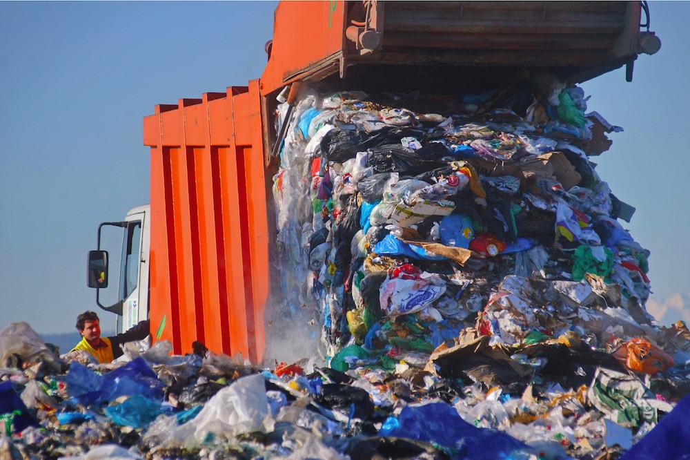 En Europe, les actions pour diminuer les émissions de méthane,un gaz à effet de serre extrêmement puissant, devrait cibler en particulier le secteur des déchets. (Photo: Shutterstock)