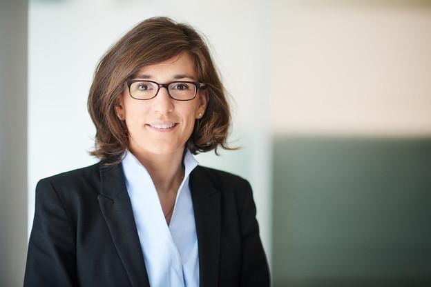 Gisèle Dueñas Leiva comptabilise 288milliards de dollars investis dans des actifs durables au niveau mondial, de janvier à novembre 2020. (Photo: BlackRock/David Plas)