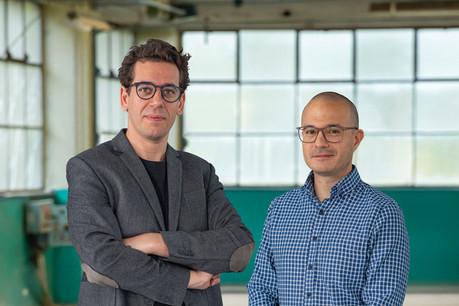 Claude Ballini et Eric Pigat: «Sur un marché très dynamique, développer et entretenir des contacts professionnels est devenu indispensable.» (Photo: DR)