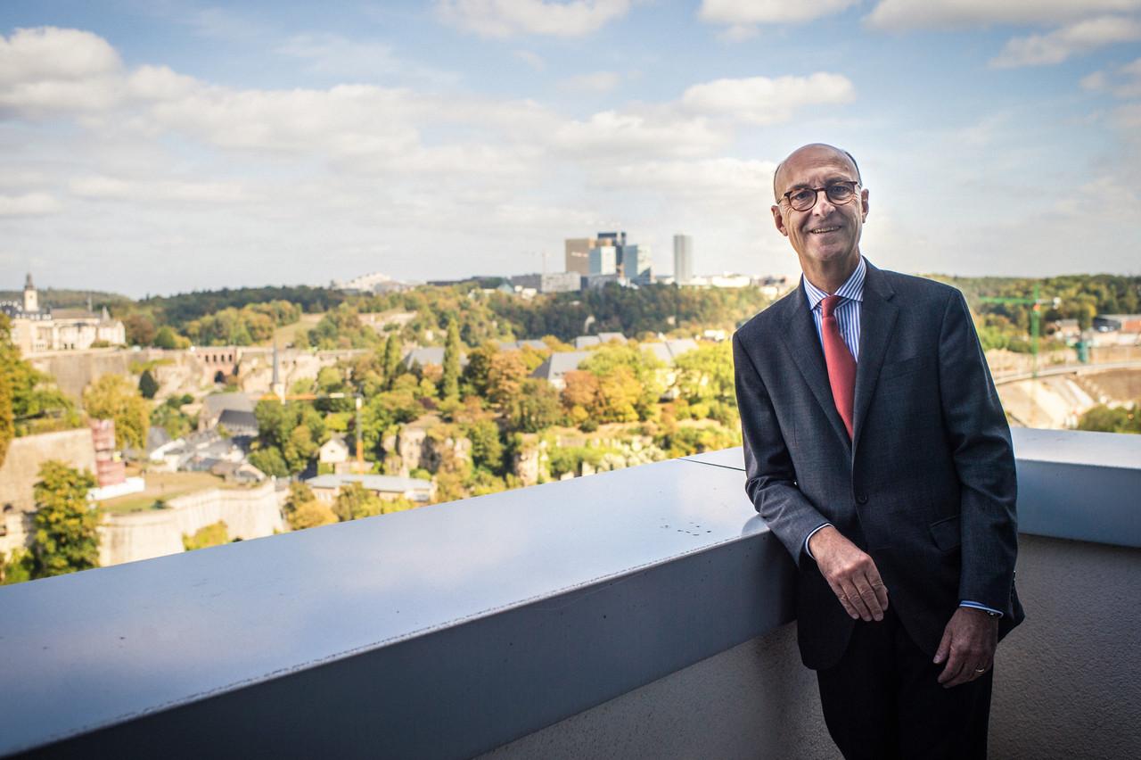 Michel Wurth veut donner les manettes aux jeunes et souhaite une meilleure intégration de la région transfrontalière. (Photo: Mike Zenari/archives)