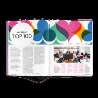 La liste des décideurs les plus influents dans le numéro de janvier 2021. ((Photo: Maison Moderne))